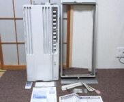 「コロナ ウインドエアコン CORONA CW-1620 窓用エアコン」を大阪府摂津市で買取(3月19日)