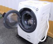 「シャープ ドラム式洗濯乾燥機 SHARP ES-S7C-WL」を大阪府茨木市で買取(3月20日)