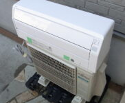 「富士通 ルームエアコン FUJITSU nocria AS-C22K-W 主に6畳用」を大阪府茨木市で買取(4月5日)