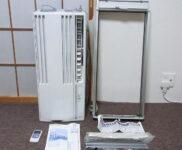 「コロナ ウインドエアコン 冷房専用 CORONA CW-1617」を大阪府茨木市で買取(5月13日)