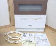 「Panasonic 食器洗い乾燥機 NP-TH1-T ブラウン」を大阪府吹田市で買取(6月14日)
