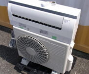 「日立 ルームエアコン ステンレス・クリーン 白くまくん 主に10畳用 RAS-V28F (W)」を大阪府大東市で買取(6月23日)