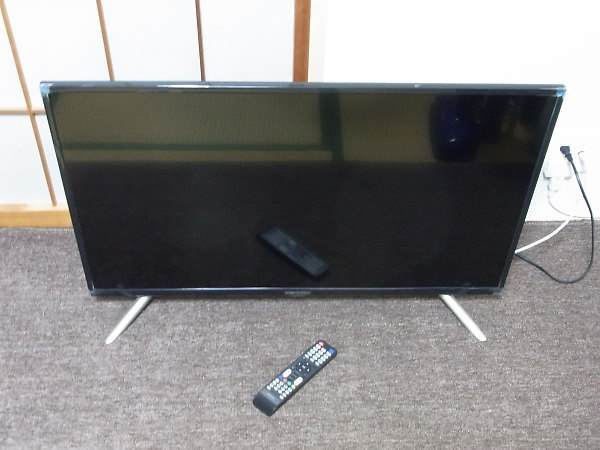 液晶テレビFT-C3901Bを買取