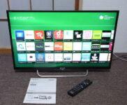 「SONY BRAVIA フルHD 32V型 液晶テレビ ブラビア KDL-32W700B」を大阪府茨木市で買取(7月2日)