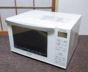 「Panasonic オーブンレンジ エレック NE-MS235-W」を大阪府高槻市で買取(7月5日)