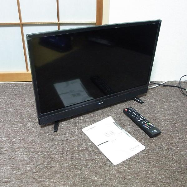 液晶テレビJ24SK03を買取