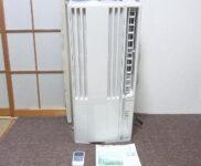 「CORONA (コロナ) 窓用エアコン 冷房専用 CW-16A」を大阪市旭区で買取(8月6日)