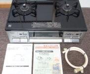 「大阪ガス ガラストップ ガスコンロ 都市ガス用 210-H043」を大阪府枚方市で買取(8月17日)