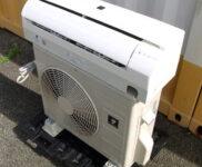 「SHARP プラズマクラスター7000搭載 ルームエアコン 主に6畳用 AY-G22DH」を大阪市都島区で買取(9月1日)