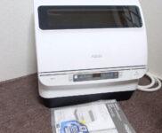 「AQUA (アクア) 食器洗い機 (送風乾燥機能付き) ADW-S3」を大阪府松原市で買取(9月21日)